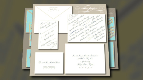 Ellas Paper | Wedding Stationery