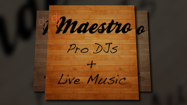 dj Maestro Weddings