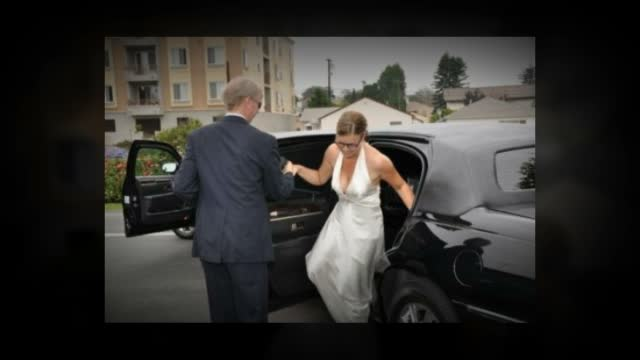 Wedding Day Limo from Crown Limousine LA