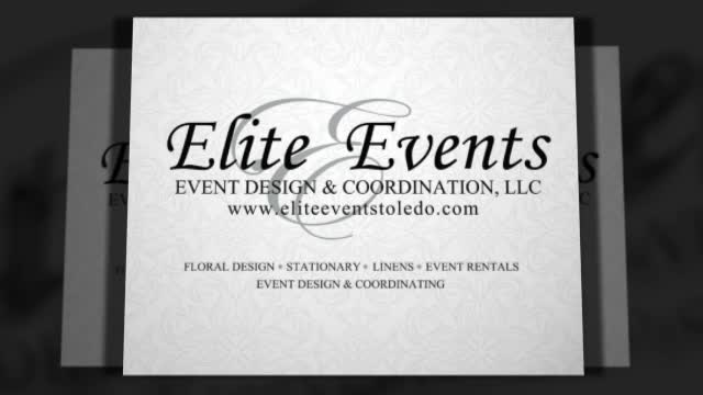 Elite Events: We turn your vision into a reality