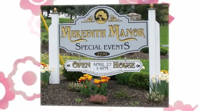 Meredith Manor - Where Dreams Unite!