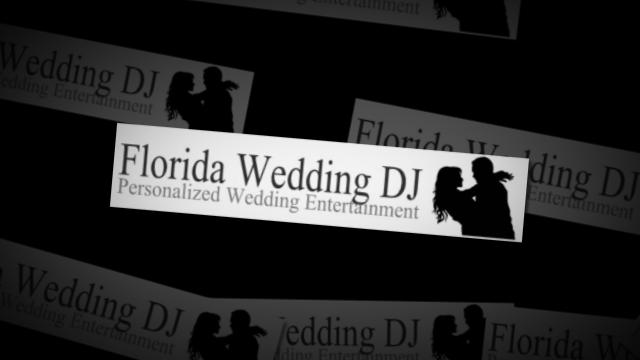 The Award Winning Florida Wedding DJ