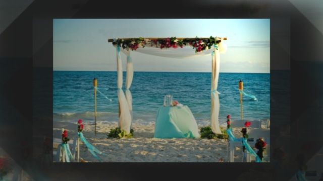 Chic Bahamas Weddings Commercial